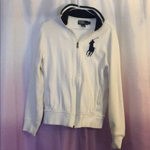 Polo Ralph Lauren Jacket White